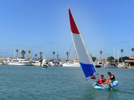 How Long To Sail From Los Angeles To Channel Islands