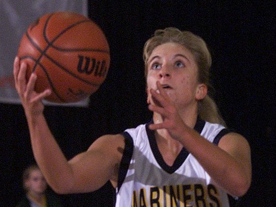 Toms River North's Kim Peto helped the Mariners reach the Tournament of Champions final in 2000.
