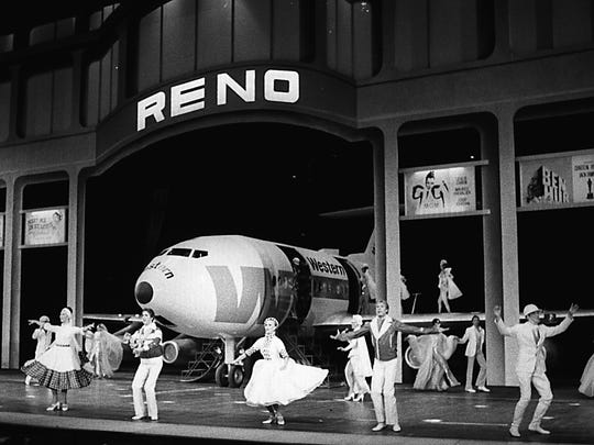 'Hello Hollywood, Hello' played to nearly 7 million people at the MGM in Reno from 1978 to 1989.