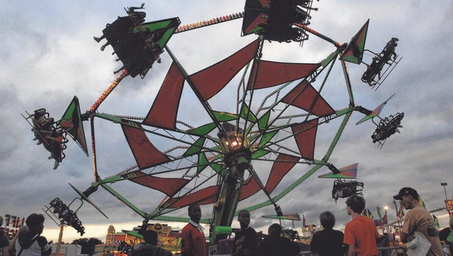 Last Blast is Sunday at the Mississippi State Fair.