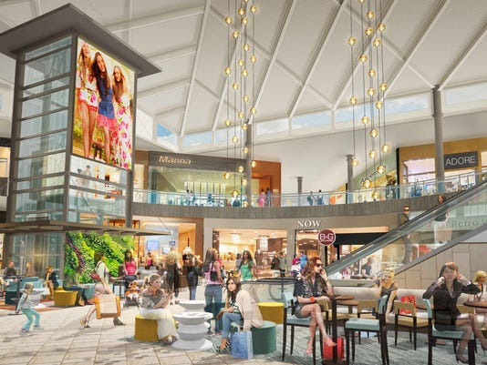 Arrowhead mall renovations