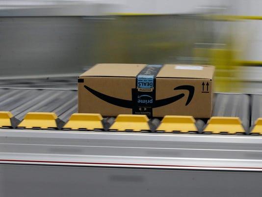 Trump Amazon