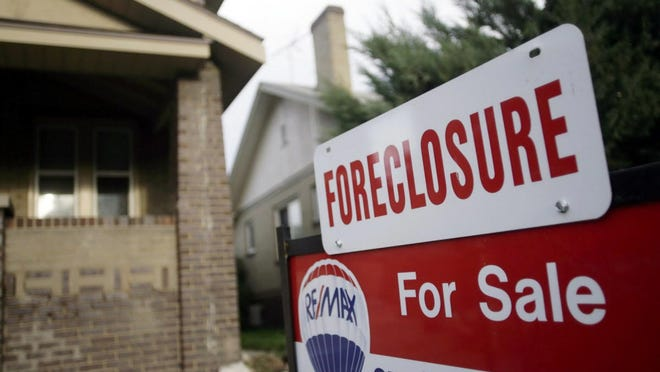 While national foreclosure rates are back to pre-recession levels, New Jersey's court system is still dealing with a large backlog of distressed properties.