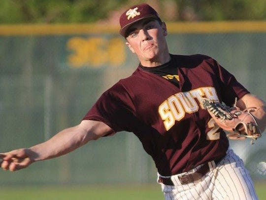Mac McCarty led South Kitsap to a Class 4A baseball state title in 2015. He'll play next season at Virginia Commonwealth.