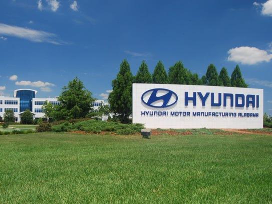 Hyundai in Montgomery
