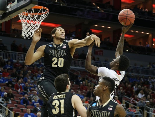 NCAA Basketball: NCAA Tournament-2nd Round-Cincinnati vs Purdue