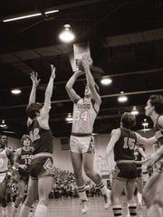 Mack played under Dick Bennett from 1979-1983 at UW-Stevens Point.