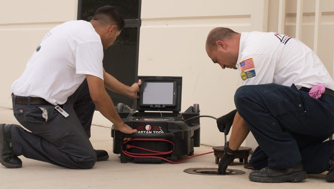 A good drain maintenance program can prevent costly repairs.