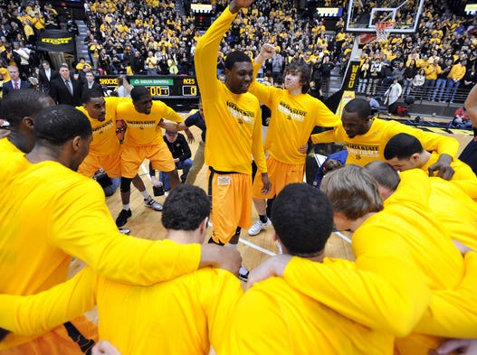 With Wichita State finishing the regular season undefeated, USA TODAY Sports takes a look back at memorable undefeated squads throughout history and how they finished.