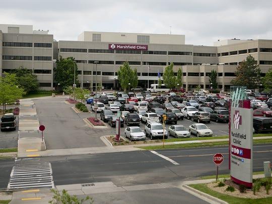 Marshfield Clinic's Marshfield Center, 1000 N. Oak Ave., Marshfield