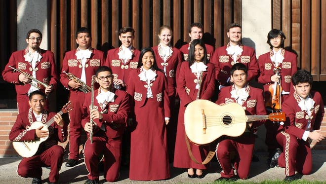 The Woodburn High School Mariachi Band will kick off the Oregon State Capitol's celebration of National Hispanic Heritage Month at 10:45 a.m. Saturday, Sept. 26.