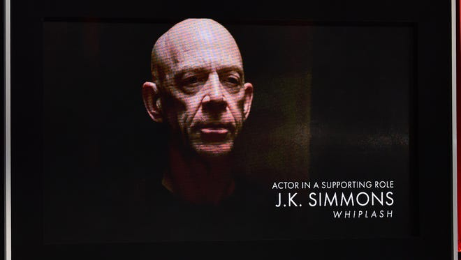 J.K. Simmons' perfomance in 'Whiplash,' worthy of landing him a Supporting Actor award at the Oscars, is worth seeing.