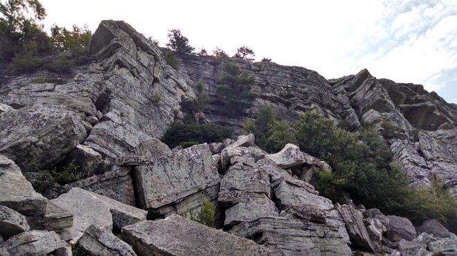 Scenery from the My Valley Bonticou Crag hike on July 26. Check out Sunday's My Valley for a two-page photo section from the hike for more reader-submitted photos