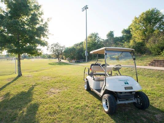 golf carts in Gulf Breeze