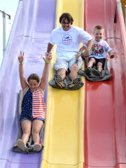 The fair will bring back many rides that all ages can