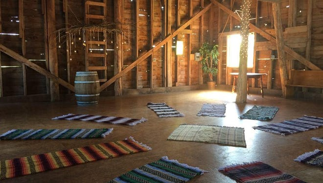 Munson Bridge Winery hosts an array of events. Friday is Yoga in the Loft with wine tasting to follow.