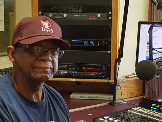 Yancy Carrigan has been music director at WESM 91.3