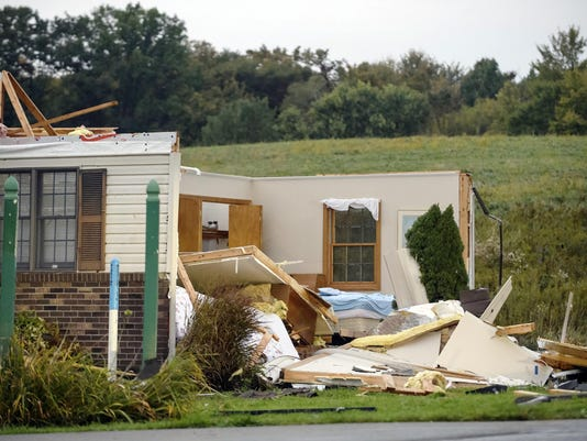 Nursing Home Tornado
