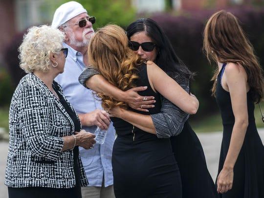 Mass Shootings Funerals