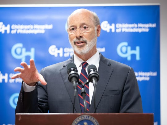 Gov. Tom Wolf on Thursday announced that schools in Pennsylvania will remain closed for the rest of the academic year due to the COVID-19 pandemic.