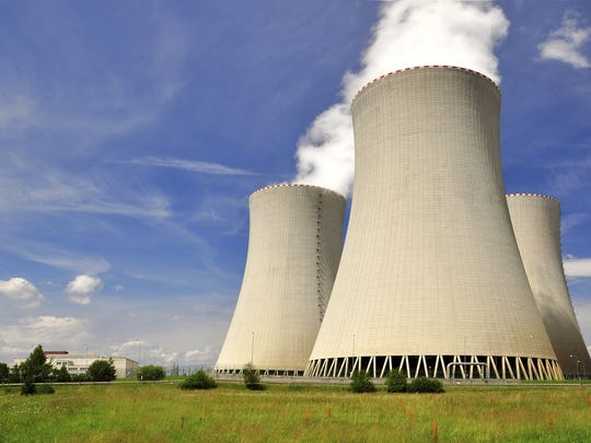 Nuclear power is part of solution.