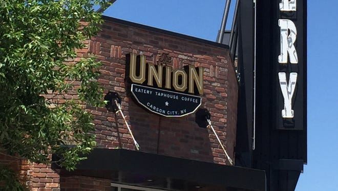 Hub Coffee Roasters now is open in the Union, the Carson City restaurant, coffee bar and taphouse in which Hub owner Mark Trujillo and chef Mark Estee are among the partners. The restaurant portion of the Union opened in mid-June 2017. The brerwery is not yet open