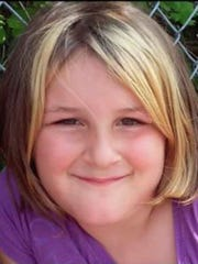 MaKayla Dyer, 8, was fatally shot Oct. 3, 2015. She was shot by an 11-year-old neighbor boy who usedhis father's shotgun to kill the girl after she wouldn't show him her puppies.