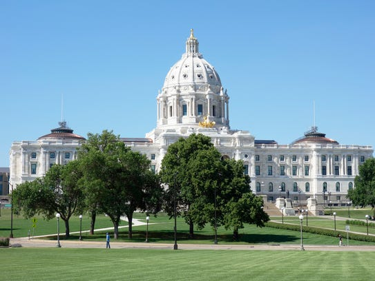 The four-year restoration of the Minnesota State Capitol