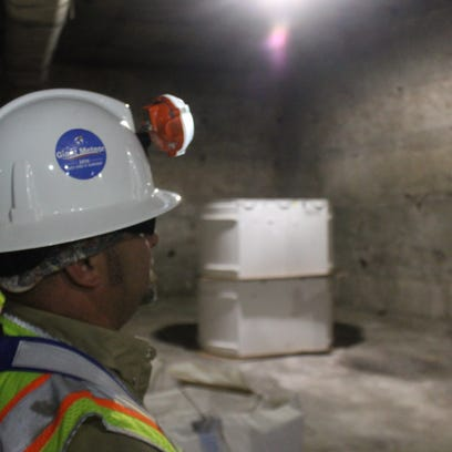 WIPP underground evacuated after 'misaligned' drum of nuclear waste discovered