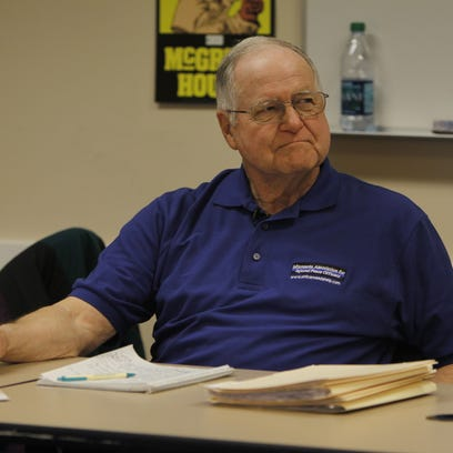 2014 Eleven Who Care Honoree:  Jim Crawford