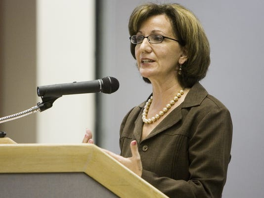 Former state Rep. Laura Knaperek