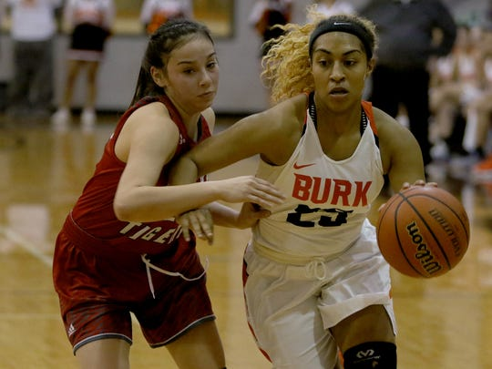 Eternity Jackson could be the Burkburnett Lady Bulldogs best chance at replacing the large amount of scoring they lost from heavy graduation numbers.