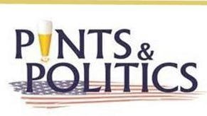 """Republican Party of Wood County will host """"Pints and Politics"""" on Tuesday."""
