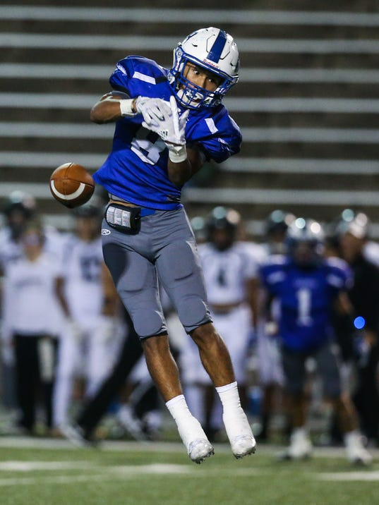 Friday Night Football: Lubbock at Lake View, Oct. 20, 2017