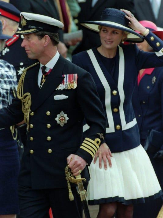 AP BRITAIN  CHARLES I FILE United Kingdom England