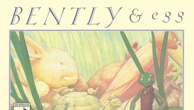 """Bently & Egg"" by William Joyce."