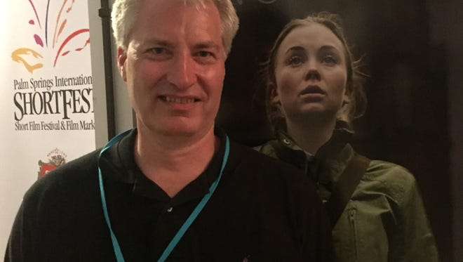 """Tommy Naess, director of the short drama, """"Noora,"""" is making his third ShortFest appearance with his screening Sunday."""