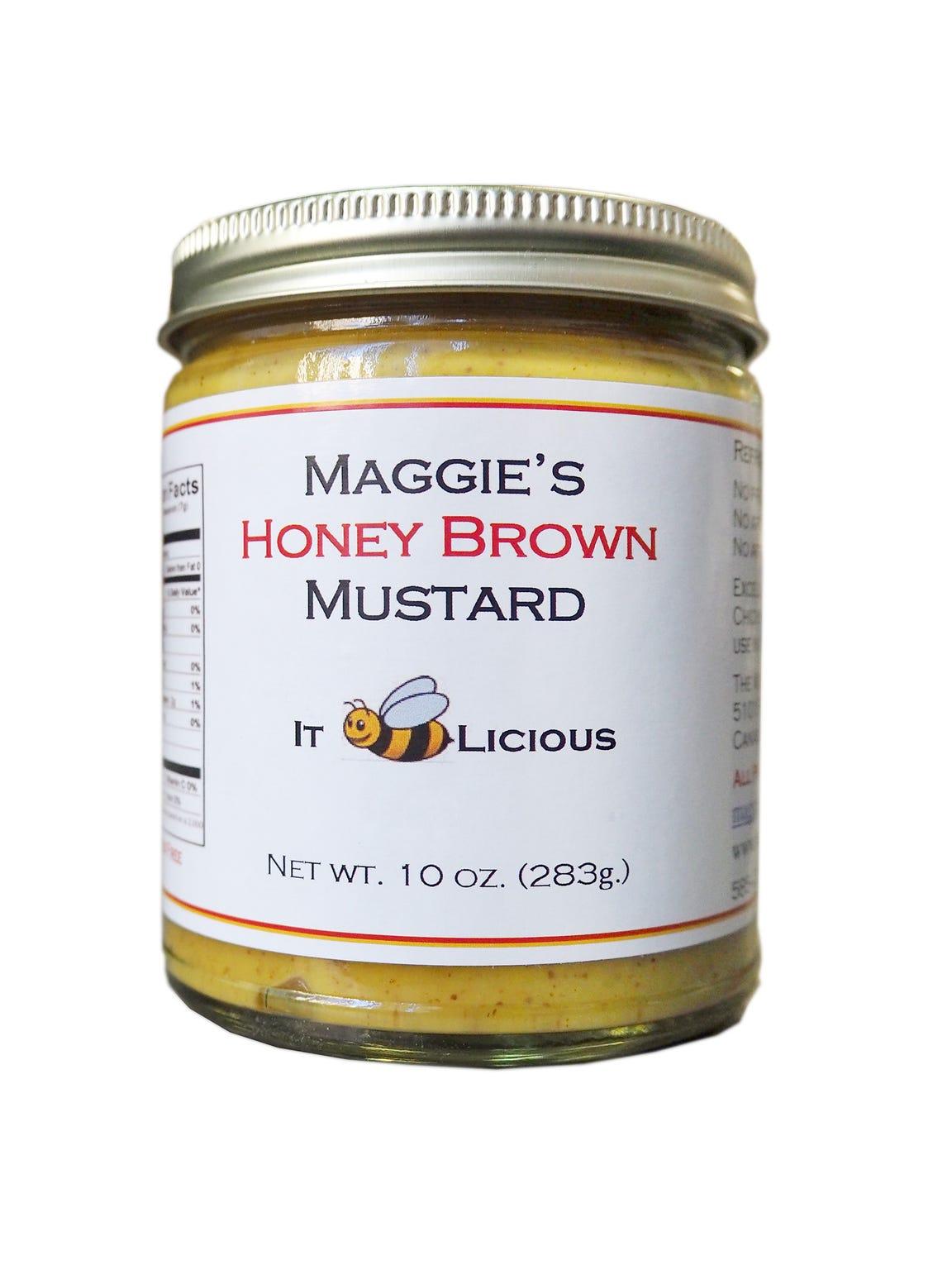 Maggie's Mustard