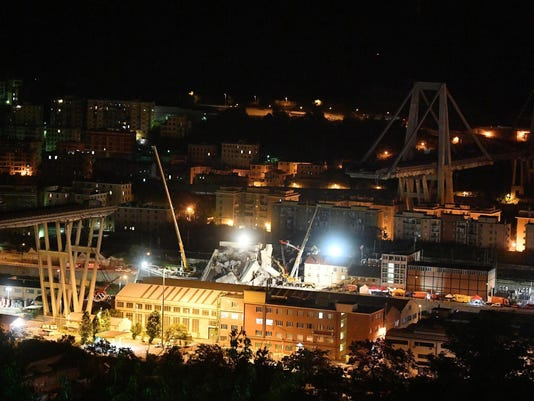 Italy Bridge Collapse (2)