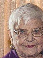 Helen Jane Vaughn Christiansen, 96