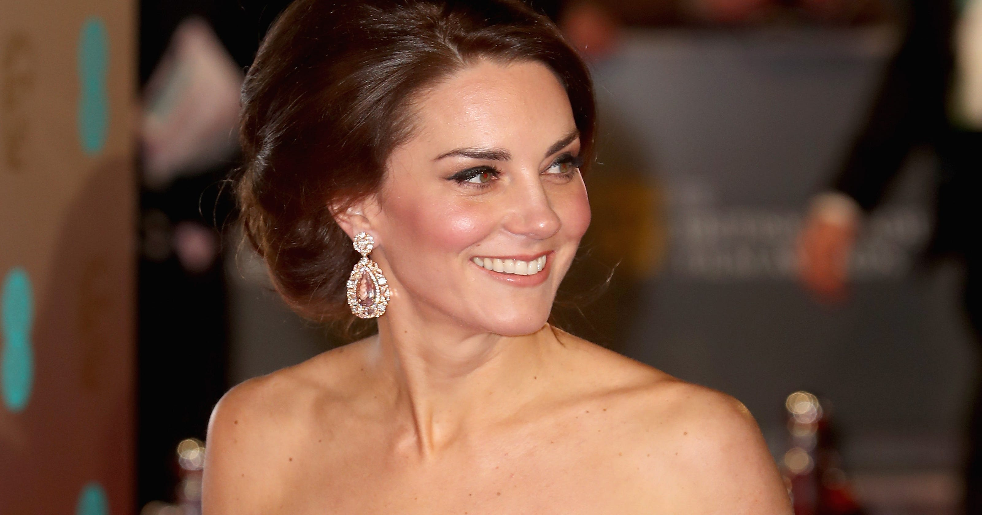 b2ab9b00a2 Stars to wear black at UK film awards  Will Duchess Kate join them