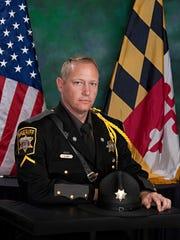 Wicomico County Deputy Steven Ray