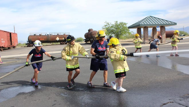 Camp Fury teaches young women about careers as first responders and is coming to Michigan for the first time this September.