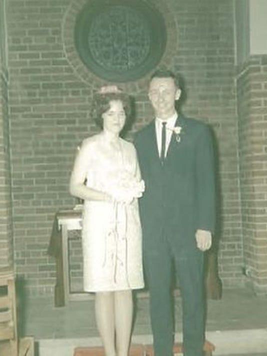 Anniversaries: Larry Mitchell & Nancy Mitchell