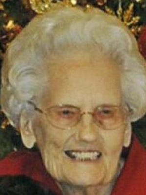 Katherine Mildred Manners passed away on Jan. 6 at the age of 90.