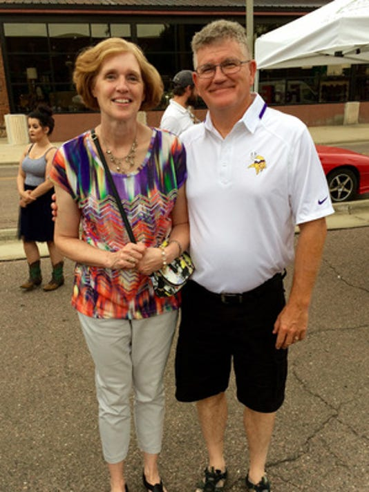 Anniversaries: Nan Struck & Paul Struck
