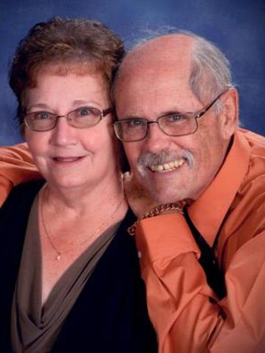 Anniversaries: Dick Wells & Diana Wells