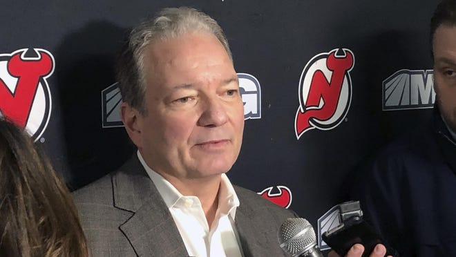 Ray Shero has been fired as the Devils' general manager after a four-plus year tenure.