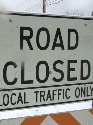 The Mt. Hope Highway bridge over I-96 will be closed for repairs beginning Sept. 5.