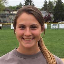 Audubon junior shortstop Deanna Pineiro